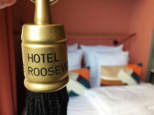 Toerist in eigen land: Middelburg - Boutique Hotel The Roosevelt