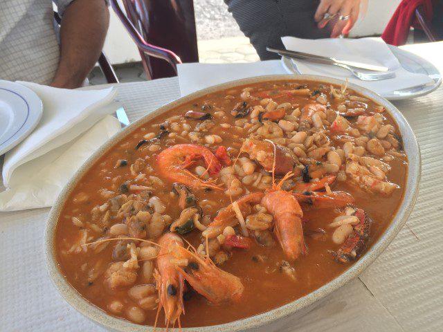 Centro de Portugal - Een culinair festijn! -Restaurant A Peixaria