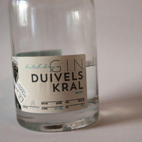 Nederlandse GIN: Klopman Gin Haarlem