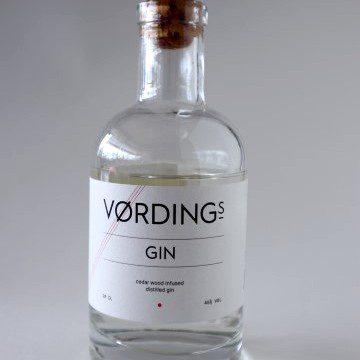 Nederlandse Gin - Vordings Gin