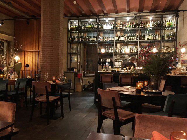 Toerist in eigen land: Middelburg - Restaurant The Roosevelt