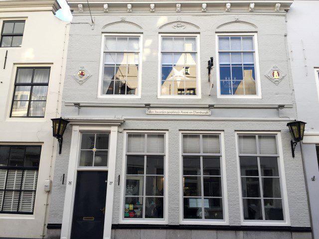 Toerist in eigen Land: Middelburg - Restaurant De Gespleten Arent