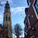 Toerist in eigen land: Middelburg - Abdijtoren de Lange Jan
