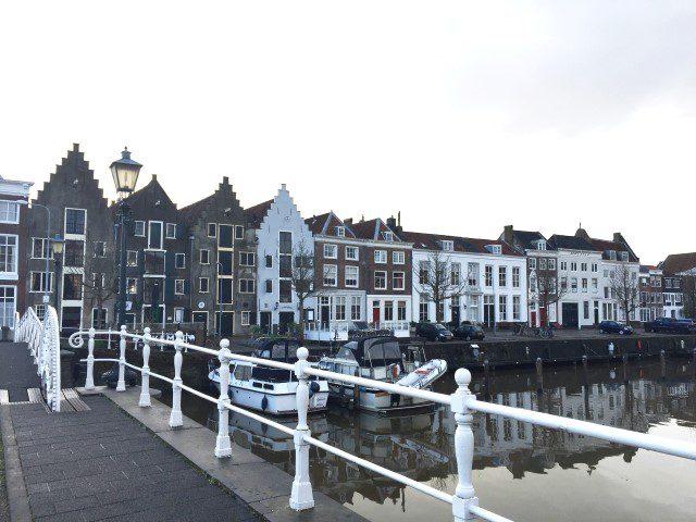Toerist in eigen land: Middelburg - Historische wandel-wijnroute