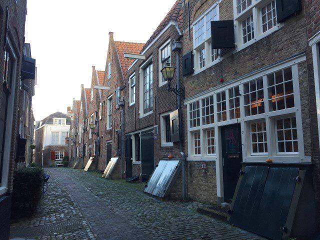 Toerist in eigen land: Middelburg - Kuiperspoort