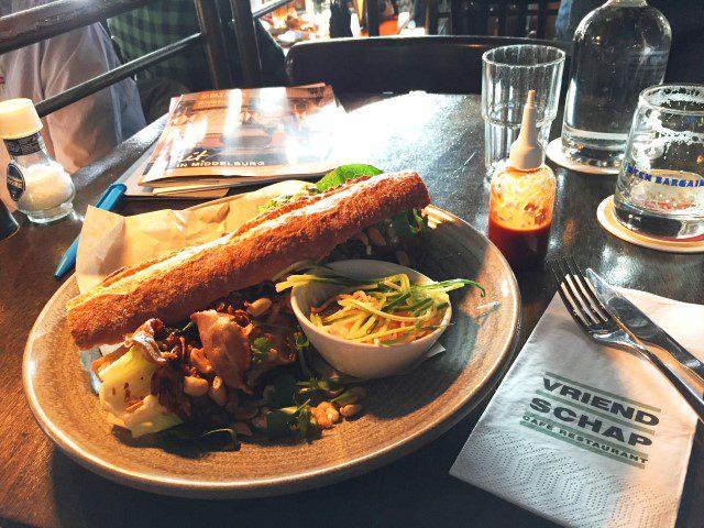 Toerist in eigen land: Middelburg - Restaurant Vriendschap