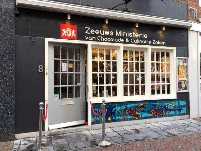 Toerist in eigen land: Middelburg - Zeeuws Ministerie van Chocolade & Culinaire zaken