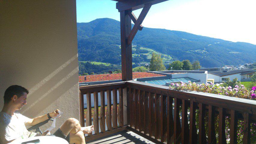 Vinum Hotels; Slapen als god in... Zuid-Tirol! Taubers Unterwirt Aktiv & Vitalhotel