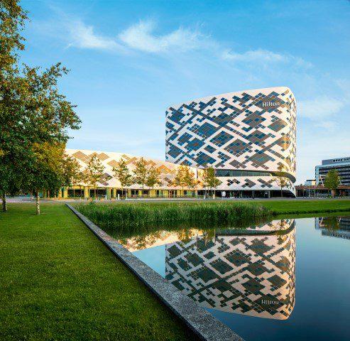 Toerist in eigen land: Amsterdam - Hilton Amsterdam Airport Schiphol & Bowery Restaurant