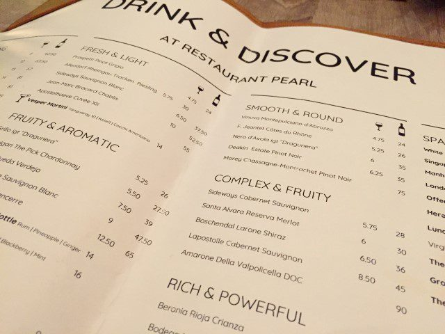Meat & Discover bij Restaurant Pearl