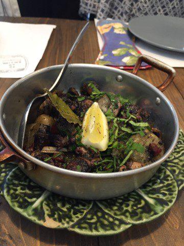Food Tour in Faro: Choquinhos fritos à Algarvia