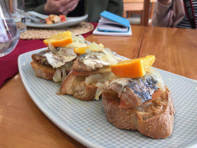 Food Tour in Faro - tiborna