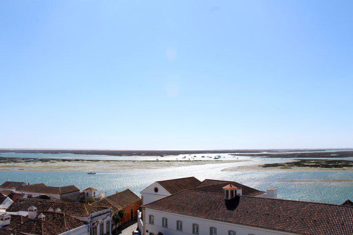 Food Tour in Faro: uitzicht vanaf de Sé Catedral de Faro