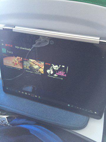 Handig voor op reis: de HP Pavilion x360!