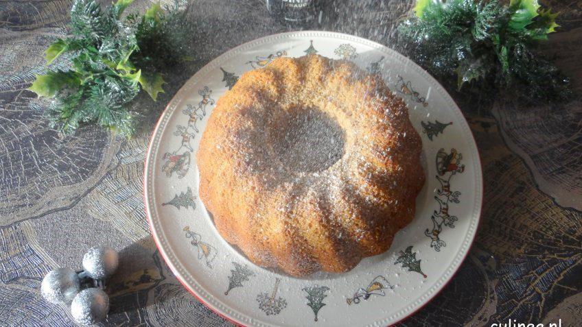 Porter Cake met Guinness
