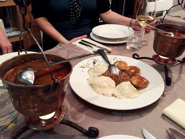 7 eet- en drinktips voor Ljubljana - Gujžina Prekmurska Gostilna