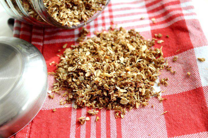 4 tips om te maken met de Byzoo Droogoven Scorpion: Bier bostel granola