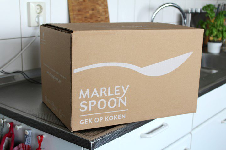 Getest: de maaltijdbox van Marley Spoon