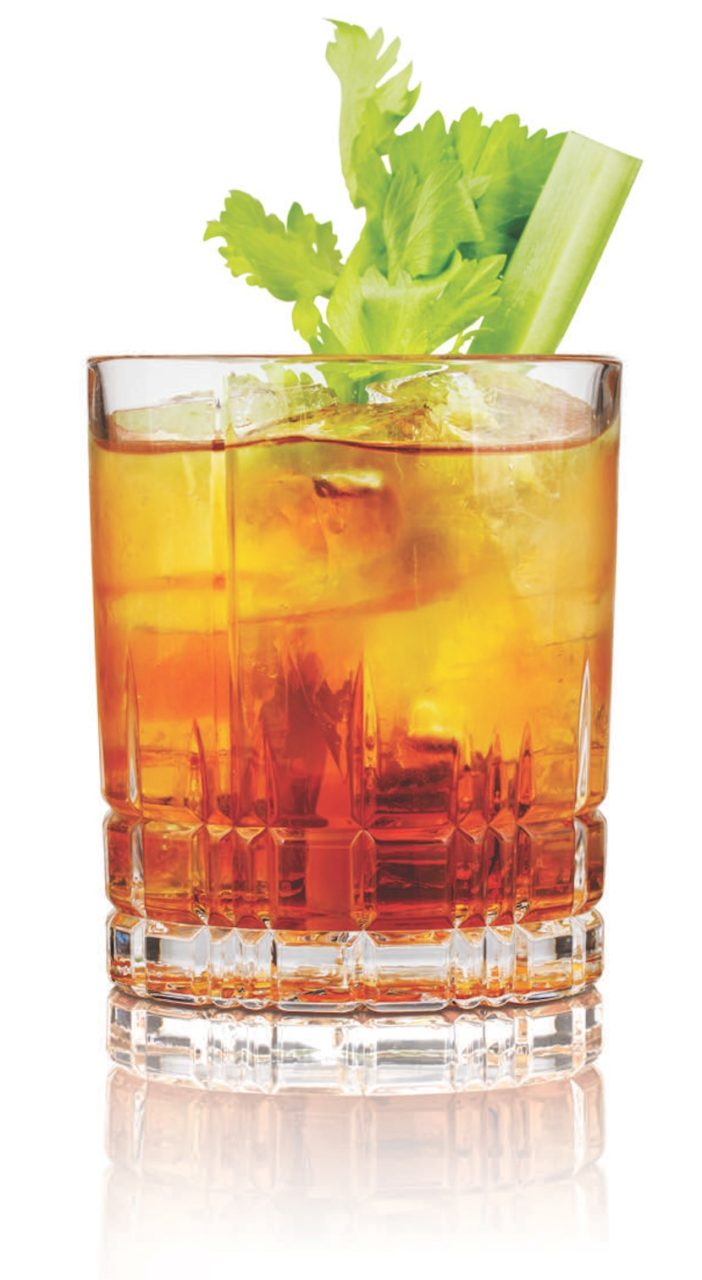 The Royal Dutch Negroni