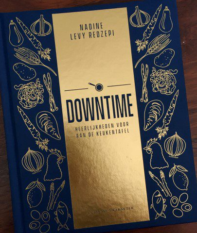 Review: Downtime - Nadine Levy Redzepi