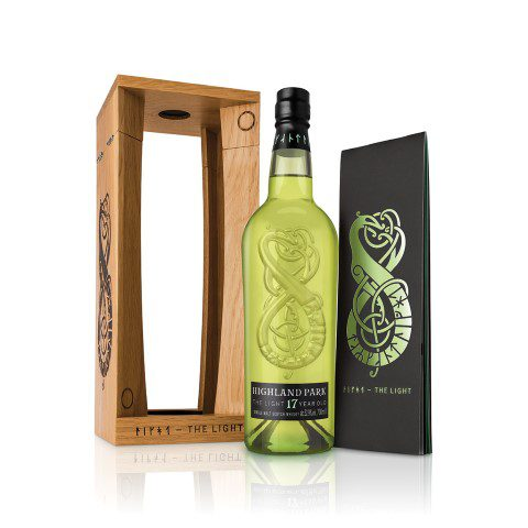 De special edition Highland Park 'The Light'