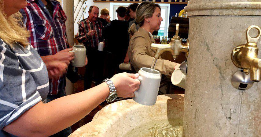 Een tour langs 5 brouwerijen in Salzburg - Augustiner Bräu