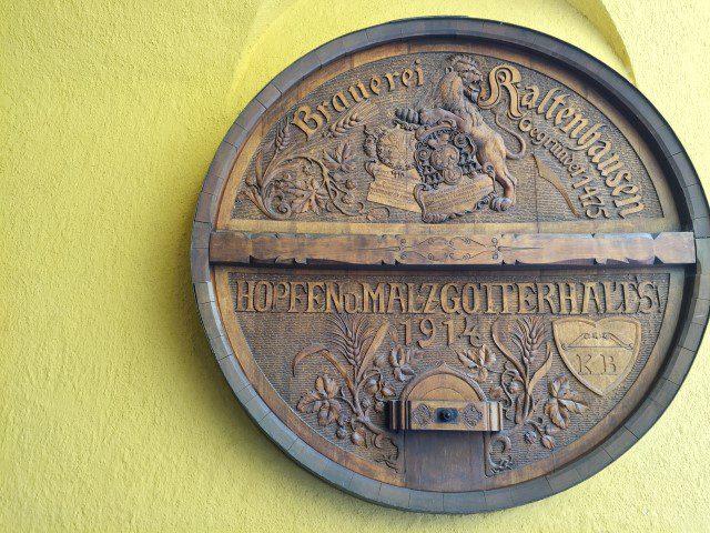 Een tour langs 5 brouwerijen in Salzburg - Höfbrau Kaltenhausen