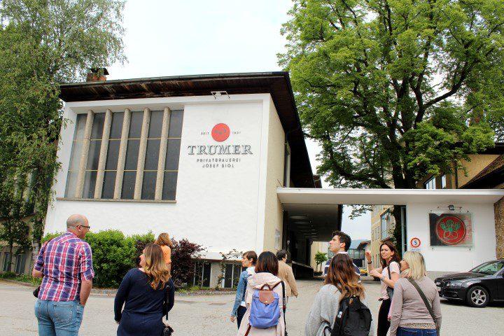 Een tour langs 5 brouwerijen in Salzburg - Trumer Privatbrauerei