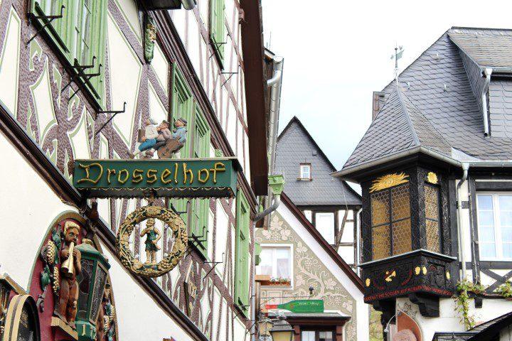 Een weekend vol wijn in de Rheingau - Rüdesheim am Rhein