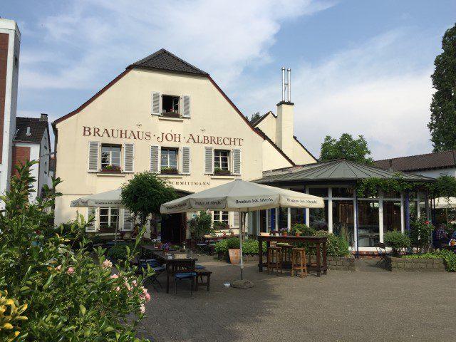Eten, drinken en slapen in Düsseldorf - Edel-Brennerei Schmittmann