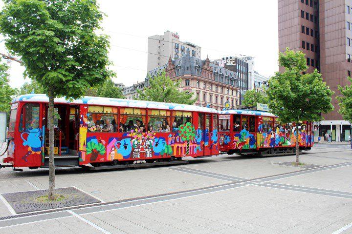 Citytrip Frankfurt