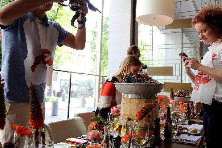 Het nieuwe zomermenu testen bij Roots Rotterdam!