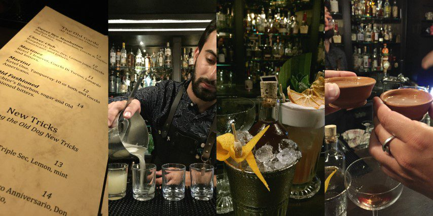 Mijn top 6 cocktailbars in Den Haag! - Five Points Bar