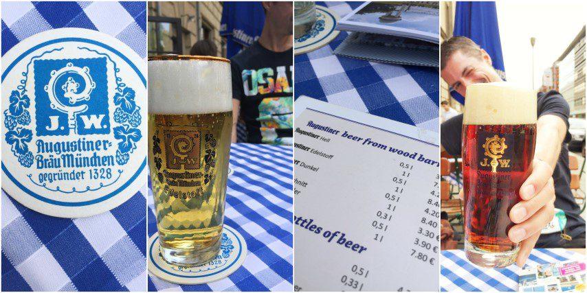 16x Bier drinken in Berlijn! - Augustiner Brau