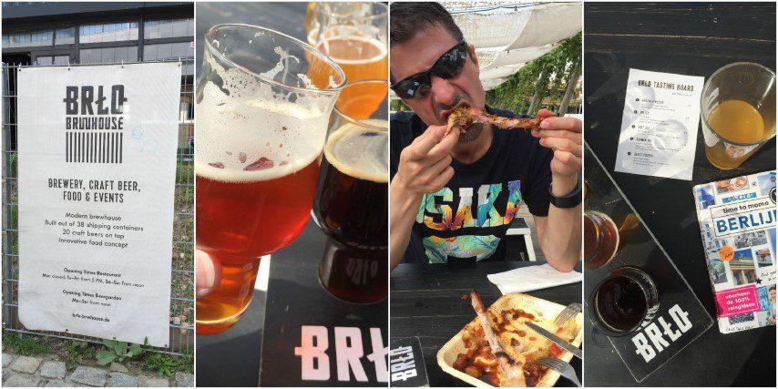 16x Bier drinken in Berlijn! - BRLO