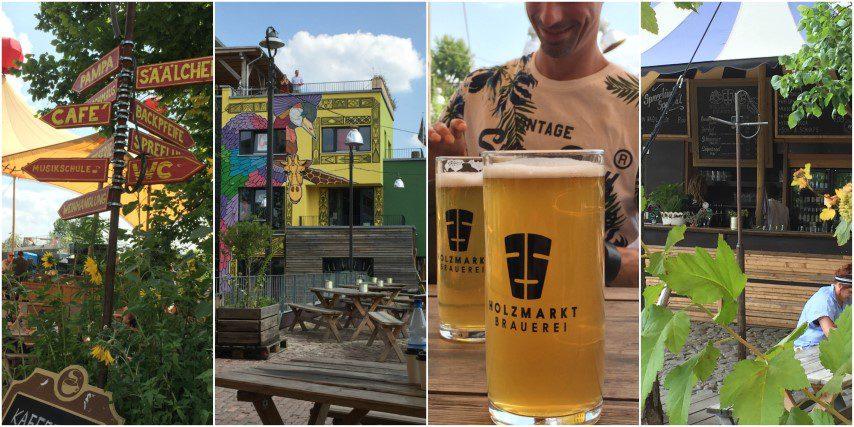 16x Bier drinken in Berlijn! - Holzmarkt