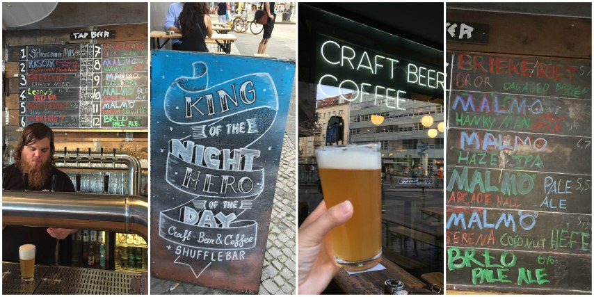 16x Bier drinken in Berlijn! - Kaschk