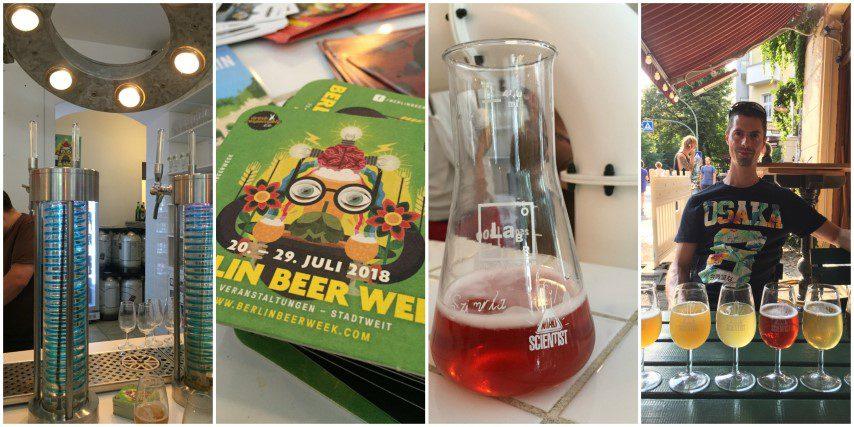 16x Bier drinken in Berlijn! - Labor