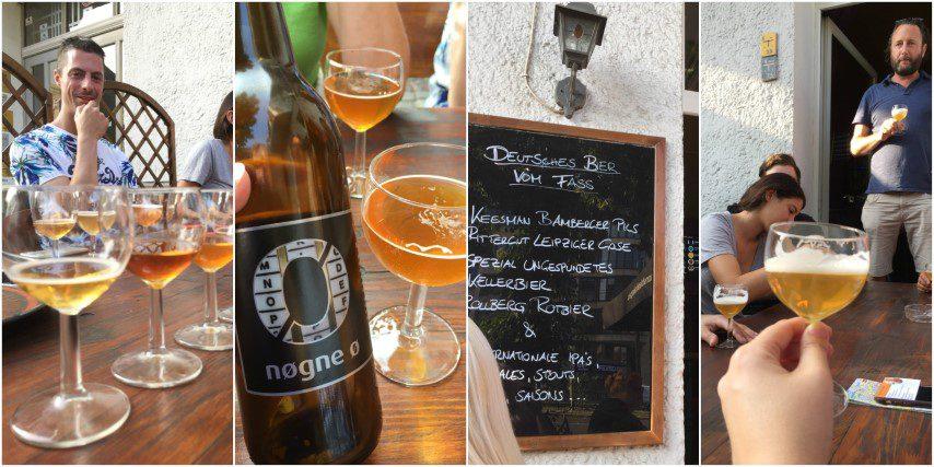 16x Bier drinken in Berlijn! - Monterey Bar