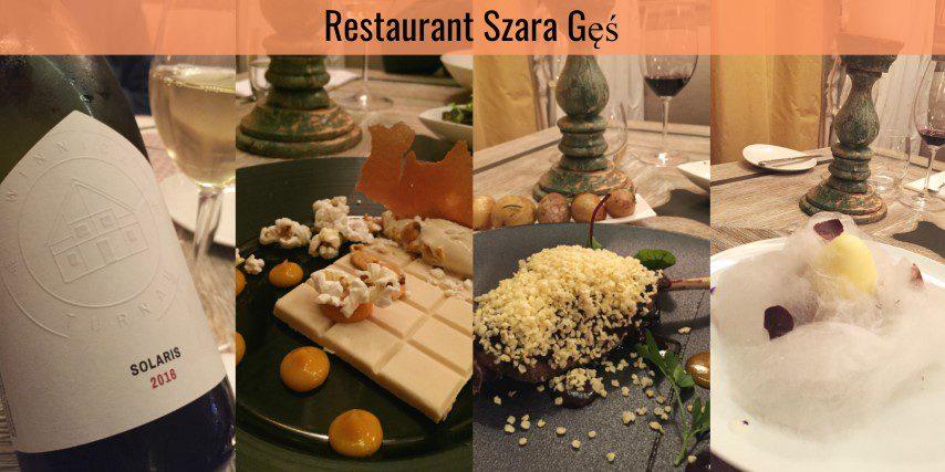 Restaurant Szara Gęś