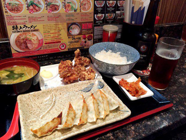 Eten, drinken en slapen in Düsseldorf - Takumi