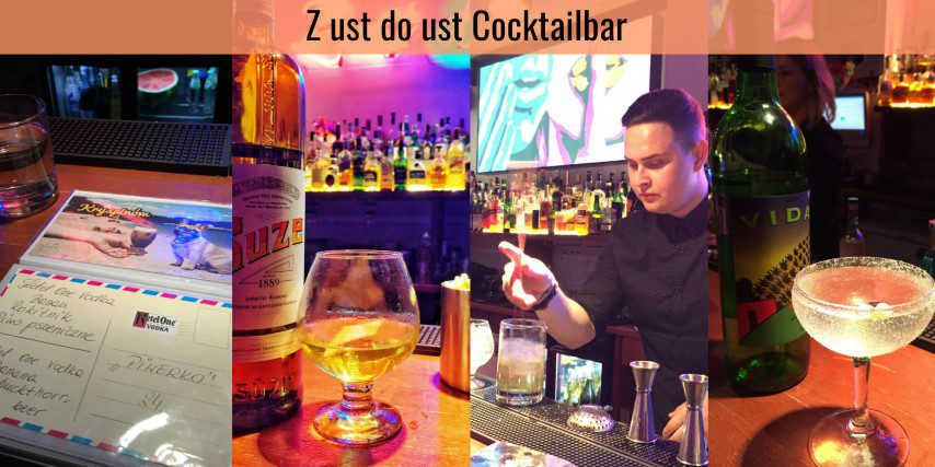 Z ust do ust Cocktailbar