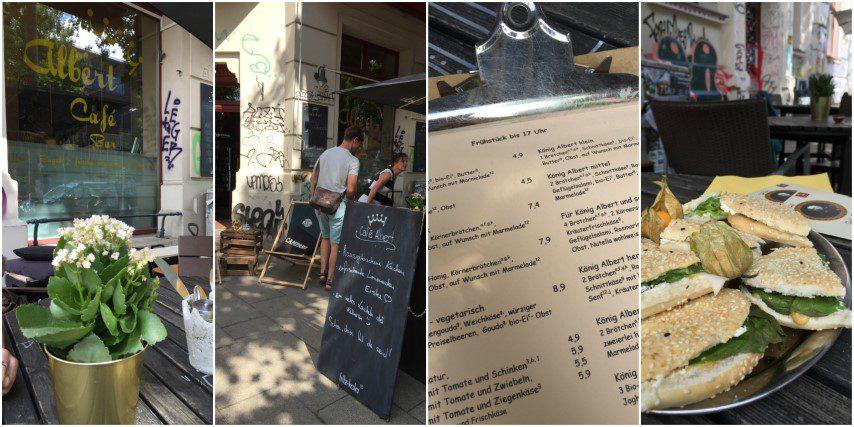 Foodtour Plagwitz (Cafe Albert)