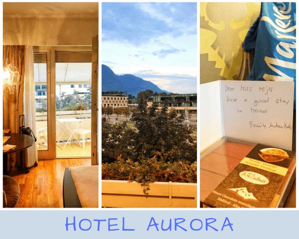 Marlene appels - Hotel Aurora