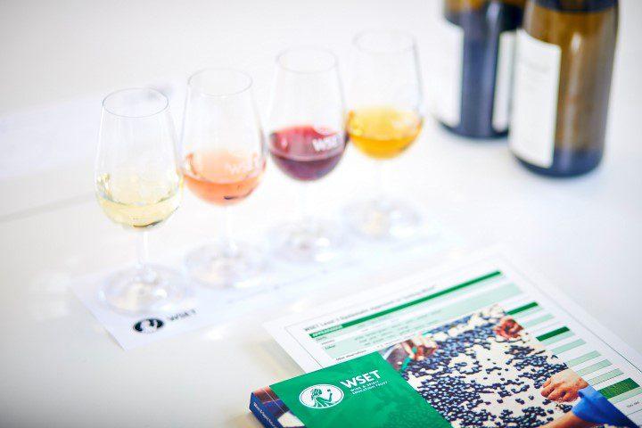 WSET Wine Classroom