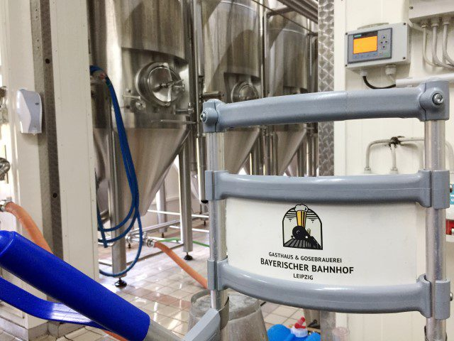 Wat is Gose Bier? Op bezoek bij Brouwerij Bayerischer Bahnhof om het uit te zoeken!