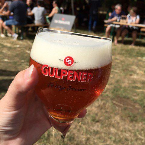 Helpen bij de Gulpener Hopoogst 2018 in Reijmerstok