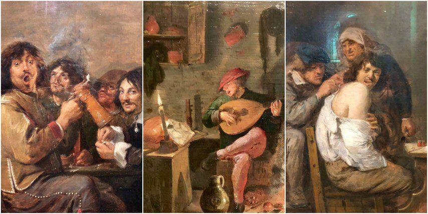 Brouwerij Roman en de schilder die als inspiratie diende