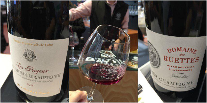 Heerlijke wijnen in de Loire - Saumur