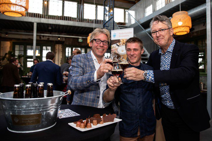 Opening Nederlands BockbierseizoenProeverij met diverse gerechten en Bockbieren.